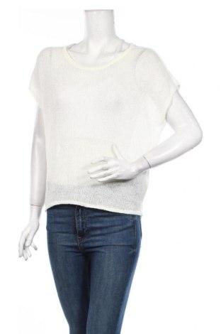 Дамски пуловер Object, Размер XS, Цвят Екрю, 80% акрил, 20% полиамид, Цена 5,04лв.