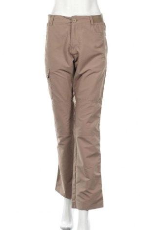 Дамски спортен панталон, Размер M, Цвят Кафяв, Полиестер, Цена 5,78лв.