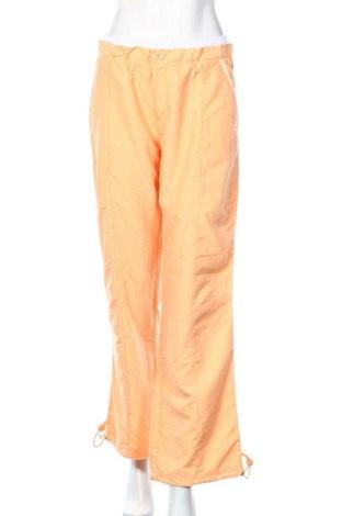 Дамски спортен панталон, Размер M, Цвят Оранжев, Цена 6,83лв.