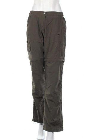 Дамски спортен панталон McKinley, Размер M, Цвят Зелен, Полиамид, Цена 7,09лв.