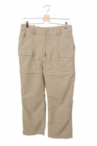 Дамски спортен панталон The North Face, Размер M, Цвят Бежов, Полиамид, Цена 9,36лв.