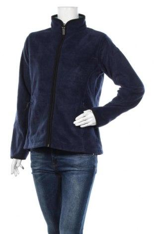 Damska bluza z polaru Slazenger, Rozmiar L, Kolor Niebieski, Poliester, Cena 50,40zł