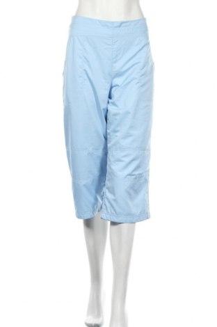 Дамско спортно долнище Adidas, Размер XL, Цвят Син, Полиестер, Цена 5,25лв.
