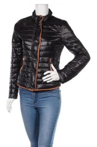 Γυναικείο μπουφάν, Μέγεθος M, Χρώμα Μαύρο, Πολυεστέρας, Τιμή 20,98€