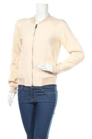 Дамско яке Answear, Размер S, Цвят Бежов, Вискоза, Цена 23,60лв.