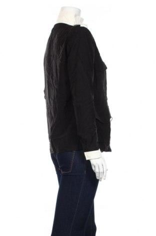 Дамско яке Liebeskind, Размер S, Цвят Черен, Модал, вискоза, естествена кожа, Цена 71,70лв.