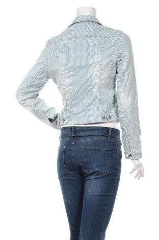 Дамско яке S.Oliver, Размер M, Цвят Син, 99% памук, 1% еластан, Цена 34,40лв.