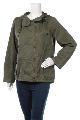 Дамско яке Target, Размер XL, Цвят Зелен, Памук, Цена 8,94лв.