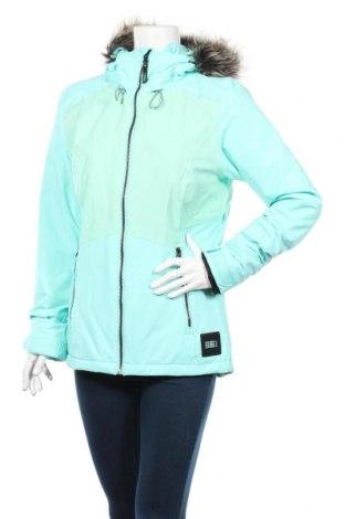 Дамско яке за зимни спортове O'neill, Размер M, Цвят Зелен, 92% полиестер, 8% еластан, Цена 344,25лв.