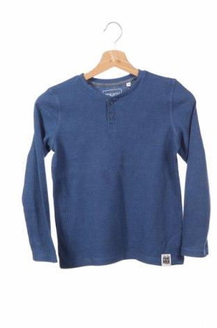 Детска блуза, Размер 7-8y/ 128-134 см, Цвят Син, Цена 5,50лв.