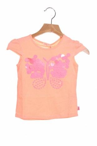Детска блуза Billieblush, Размер 5-6y/ 116-122 см, Цвят Розов, 60% памук, 40% полиестер, Цена 13,44лв.
