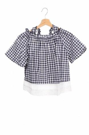 Детска блуза Gaudi, Размер 15-18y/ 170-176 см, Цвят Син, Памук, Цена 22,42лв.