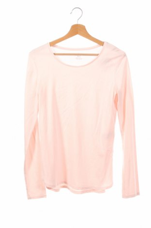 Детска блуза H&M, Размер 14-15y/ 168-170 см, Цвят Розов, 50% памук, 50% модал, Цена 5,50лв.
