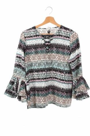 Детска блуза Lindex, Размер 15-18y/ 170-176 см, Цвят Многоцветен, Полиестер, Цена 6,62лв.