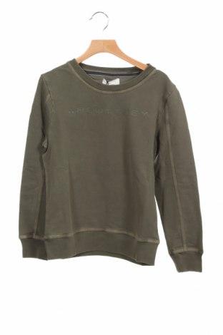 Детска блуза Peuterey, Размер 8-9y/ 134-140 см, Цвят Зелен, Памук, Цена 36,57лв.