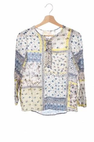 Детска блуза Zara, Размер 13-14y/ 164-168 см, Цвят Многоцветен, Вискоза, Цена 6,83лв.