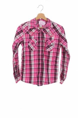 Παιδικό πουκάμισο, Μέγεθος 15-18y/ 170-176 εκ., Χρώμα Πολύχρωμο, 100% βαμβάκι, Τιμή 2,92€