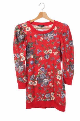 Детска рокля Floyd By Smith, Размер 9-10y/ 140-146 см, Цвят Червен, 95% акрил, 5% еластан, Цена 24,02лв.
