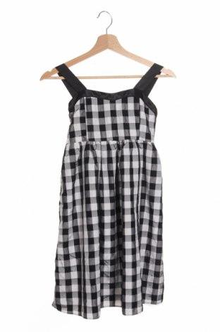 Детска рокля H&M, Размер 12-13y/ 158-164 см, Цвят Черен, 54% полиестер, 46% полиамид, Цена 7,15лв.
