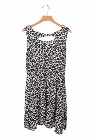 Детска рокля H&M, Размер 11-12y/ 152-158 см, Цвят Черен, 100% вискоза, Цена 6,83лв.