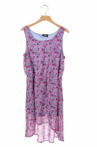 Детска рокля Page One, Размер 10-11y/ 146-152 см, Цвят Многоцветен, 100% полиестер, Цена 6,80лв.