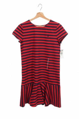 Детска рокля Ralph Lauren, Размер 15-18y/ 170-176 см, Цвят Син, 93% памук, 7% еластан, Цена 66,75лв.