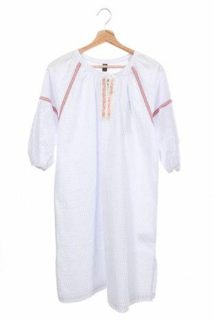 Детска рокля Replay, Размер 10-11y/ 146-152 см, Цвят Син, 55% полиестер, 45% памук, Цена 27,72лв.