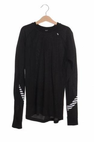 Детска спортна блуза Helly Hansen, Размер 12-13y/ 158-164 см, Цвят Черен, Цена 6,83лв.