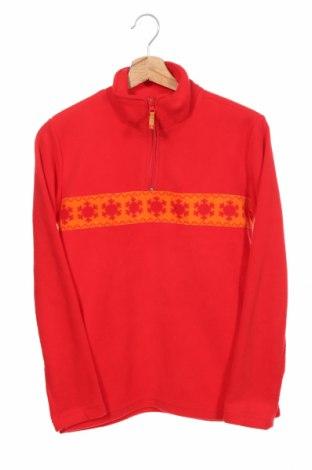Детска поларена блуза Nkd, Размер 12-13y/ 158-164 см, Цвят Червен, Полиестер, Цена 4,99лв.