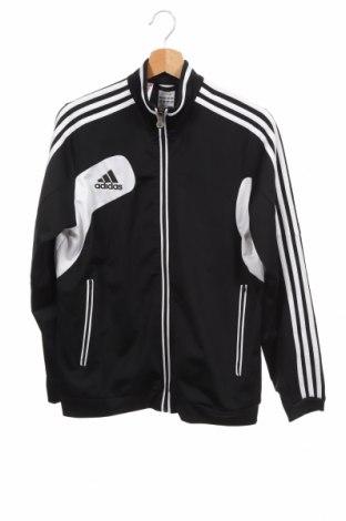 Dziecięca sportowa bluza Adidas, Rozmiar 15-18y/ 170-176 cm, Kolor Czarny, Poliester, Cena 102,60zł