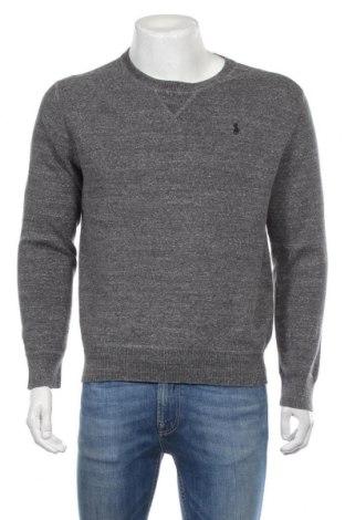 Ανδρική μπλούζα Polo By Ralph Lauren, Μέγεθος S, Χρώμα Γκρί, Βαμβάκι, Τιμή 21,92€