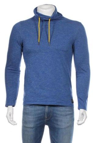 Ανδρική μπλούζα Tom Tailor, Μέγεθος M, Χρώμα Μπλέ, Βαμβάκι, Τιμή 16,05€