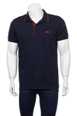 Ανδρικό t-shirt Hugo Boss, Μέγεθος XL, Χρώμα Μπλέ, Βαμβάκι, Τιμή 38,21€