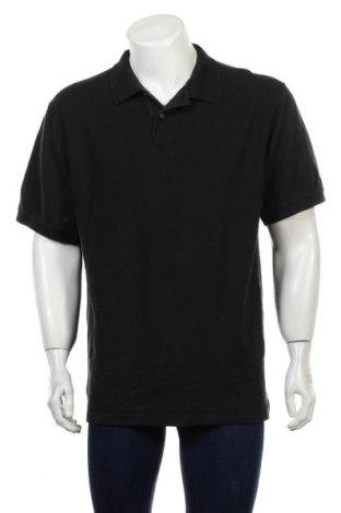 Męski T-shirt L.L. Bean, Rozmiar L, Kolor Szary, Bawełna, Cena 48,60zł