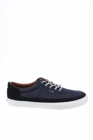 Мъжки обувки Tommy Hilfiger, Размер 46, Цвят Син, Текстил, Цена 83,85лв.