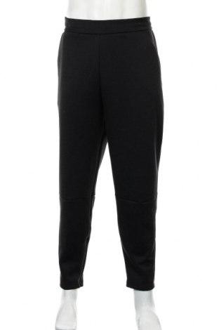 Ανδρικό αθλητικό παντελόνι Adidas, Μέγεθος XL, Χρώμα Μαύρο, Πολυεστέρας, Τιμή 34,41€