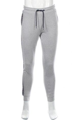 Ανδρικό αθλητικό παντελόνι Tommy Hilfiger, Μέγεθος M, Χρώμα Γκρί, 75% βαμβάκι, 25% πολυεστέρας, Τιμή 34,41€