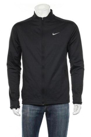 Ανδρική αθλητική ζακέτα Nike, Μέγεθος M, Χρώμα Μαύρο, 89% πολυεστέρας, 11% ελαστάνη, Τιμή 24,68€