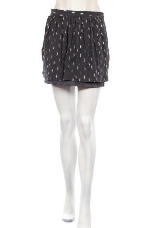 Пола Club Monaco, Размер S, Цвят Син, 96% коприна, 4% метални нишки, Цена 16,93лв.