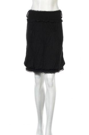 Пола Genesy, Размер S, Цвят Черен, 95% памук, 5% еластан, Цена 6,07лв.