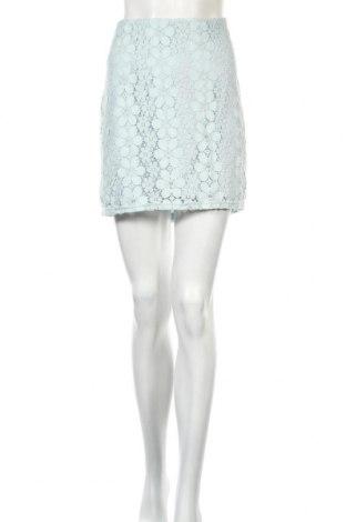 Пола Items Vero Moda, Размер XL, Цвят Син, 70% памук, 30% полиамид, Цена 6,12лв.
