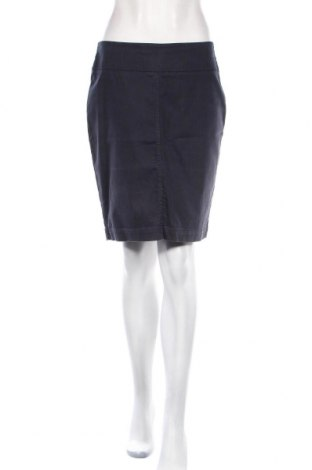 Пола Pietro Filipi, Размер S, Цвят Син, 66% тенсел, 31% памук, 3% еластан, Цена 8,06лв.