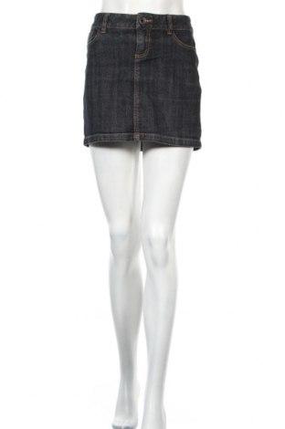 Пола Tom Tailor, Размер M, Цвят Син, 99% памук, 1% еластан, Цена 8,84лв.