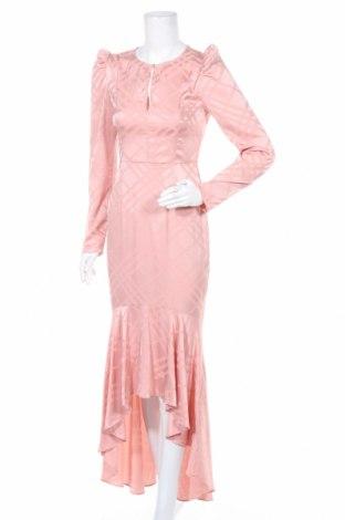 Рокля Allyson, Размер S, Цвят Розов, Полиестер, Цена 31,20лв.