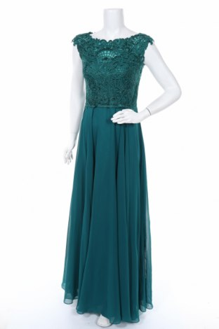 Sukienka Luxuar Limited, Rozmiar L, Kolor Zielony, 100% poliester, Cena 259,88zł