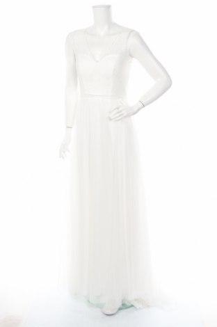 Sukienka Mascara, Rozmiar M, Kolor Biały, Poliester, Cena 373,75zł