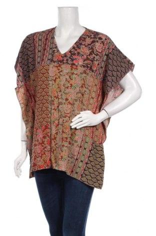 Туника Zara, Размер M, Цвят Многоцветен, 100% вискоза, Цена 5,75лв.