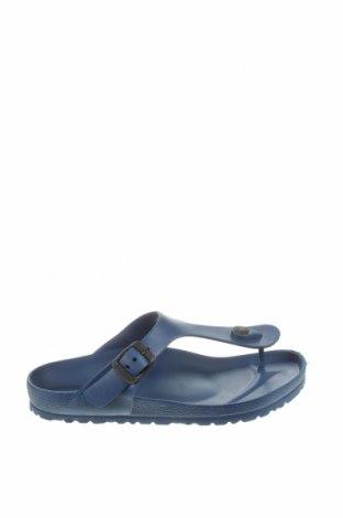 Pantofle Birkenstock, Velikost 37, Barva Modrá, Polyurethane, Cena  416,00Kč