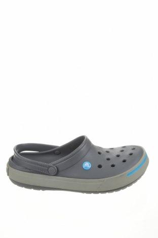Чехли Crocs, Размер 42, Цвят Сив, Полиуретан, Цена 51,75лв.