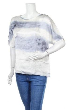 Дамска блуза Airfield, Размер M, Цвят Син, Коприна, Цена 24,00лв.
